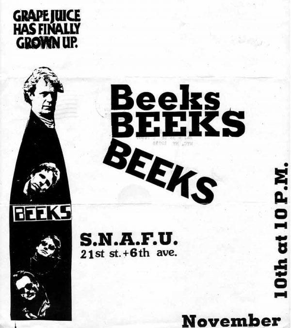 Beeks