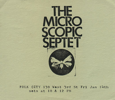 The Microscopic Septet