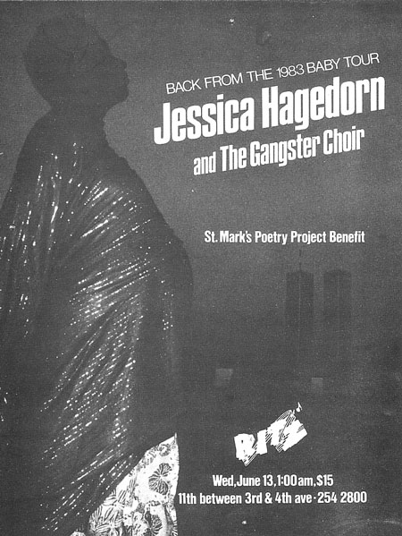 Jessica Hagadorn and The Gangster Choir