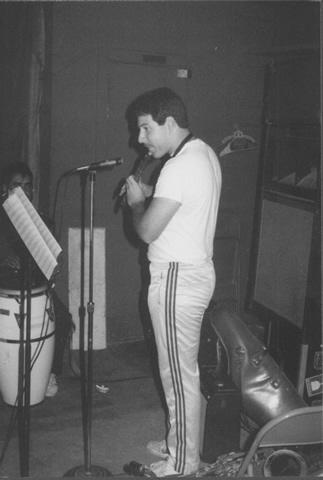 Paquito D'Rivera Band Member - Flute overdub